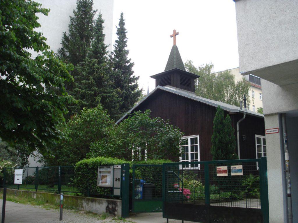Die Methodisten-Kirche heutzutage , Foto: Methodisten-Gemeinde
