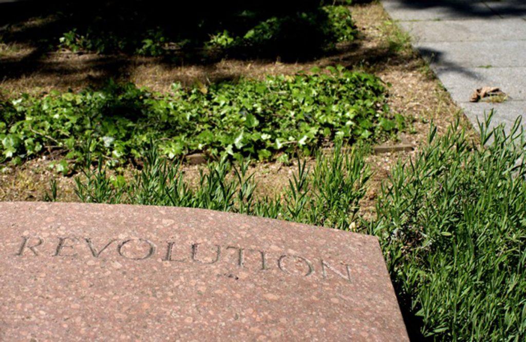 """Tag des offenen Denkmals auf dem Gedenk- und Ausstellungsort """"Friedhof der Märzgefallenen"""""""