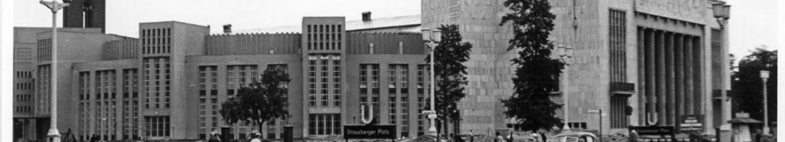 Einst zwischen zwischen Lebuser- und Koppenstraße: Die Deutsche Sporthalle | Foto: FHXB-Museum