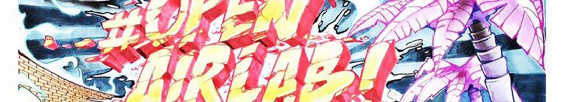 Street Art-Festival im Haubentaucher | Bild: Christian Vogel (Yard 5)