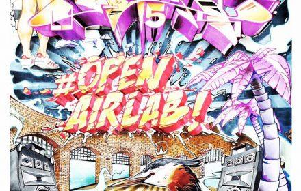 Street Art-Festival im Haubentaucher