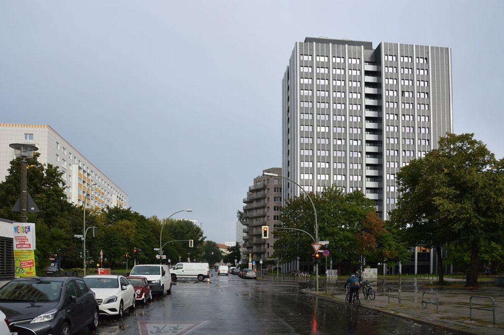 Eine alte Straße mit vielen Namen Die Berliner Singerstraße