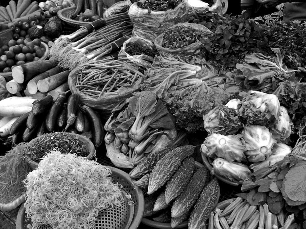 Gemüse auf dem Wochenmarkt | Foto: privat