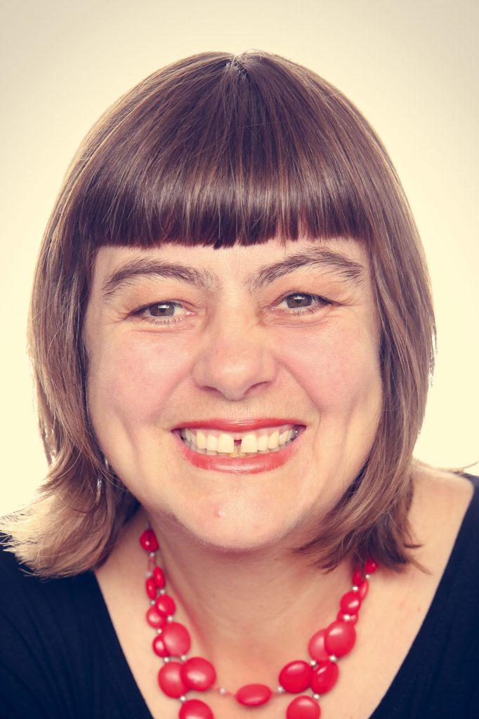 Die Astrologin Ilona Clemens