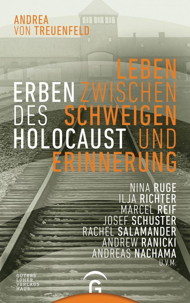 """Andrea von Treuenfeld liest aus ihrem Buch """"Erben des Holocaust. Leben zwischen Schweigen und Erinnerung"""