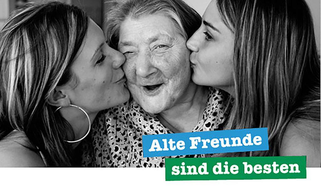 Freunde alter Menschen e.V. lädt zur Weihnachtsfeier | Bild: Freunde alter Menschen e.V