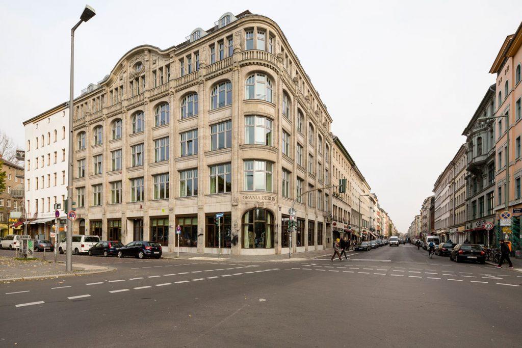 Das Luxus-Hotel Orania.Berlin | Foto: Giovanni Lo Curto