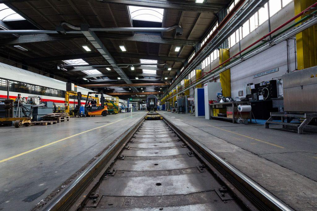 Lange Werkhalle | Foto: Giovanni Lo Curto
