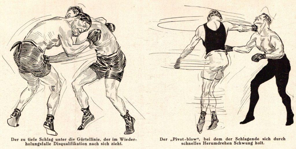 """Sport im Bild, 1914  Quelle: """"Sport im Bild"""" 1914"""