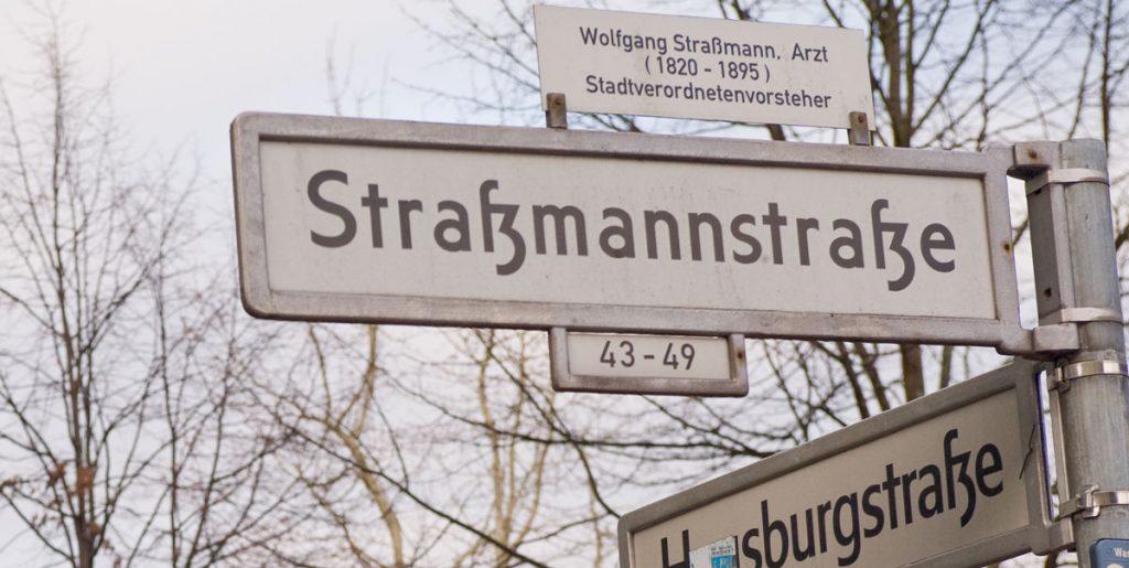 Straßmannstraße in Berlin-Friedrichshain| Foto: Silvio Weiß