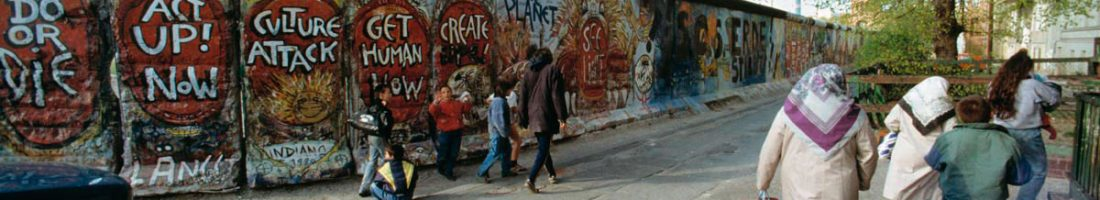 Kreuzberg, Leuschnerdamm, 1990 /© & Foto: Ergun Çağatay