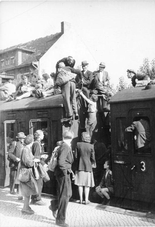 Berliner Nachkriegszeit | Foto: Otto Donath, Bundesarchiv, Bild 183-N0304-310 / CC-BY-SA 3.0