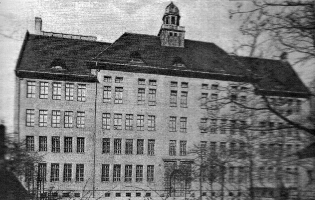 Elite mit Fehlern – das Andreasgymnasium im Jahre 1936 | Quelle: privat