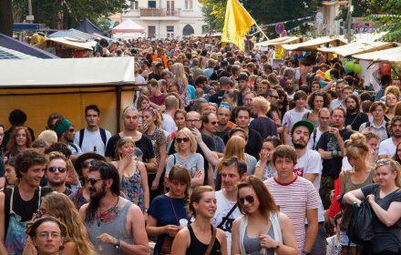 Zehntes Suppe&Mucke Straßenfest