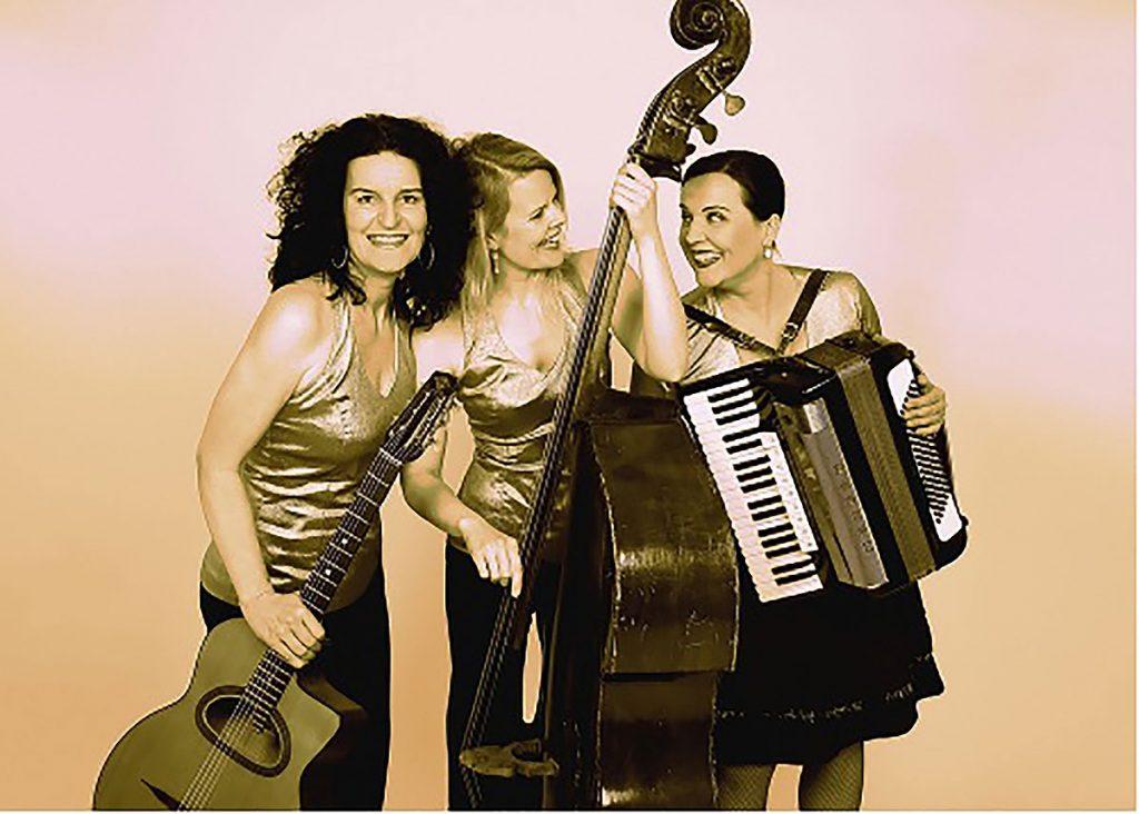 Les Belles du Swing | Foto: Susan Pöschel