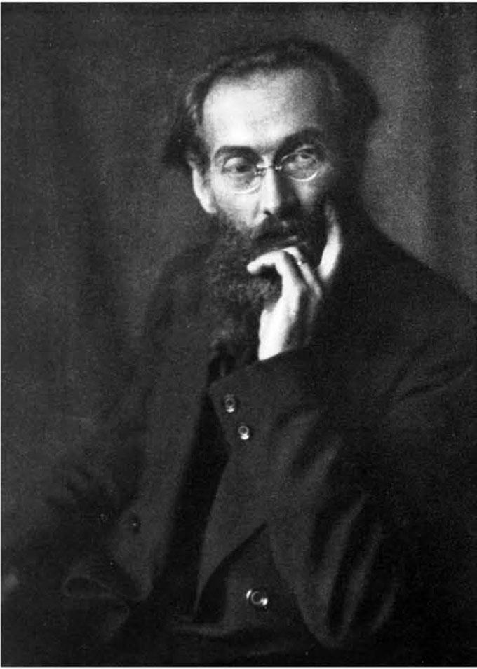 Gustav Landauer | Quelle: Martin Buber (Hg): Gustav Landauer: sein Lebensgang in Briefen, Frankfurt am Main 1929