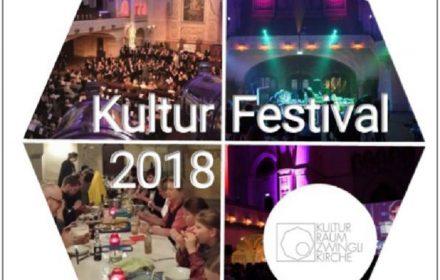 Mitmachen beim KulturFestival 2018
