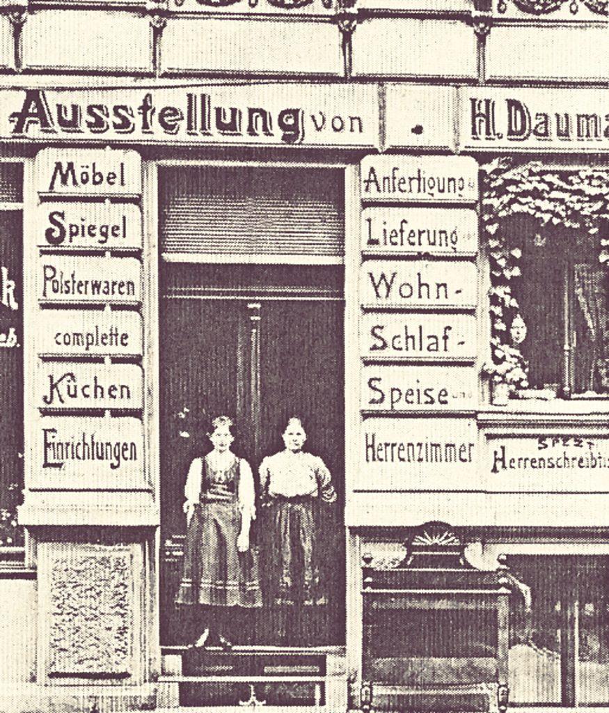 Geschäft in der Berliner Büschingstraße | Quelle:Asylvereinzeitung