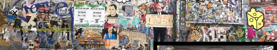 Die Redaktion erzählt Geschichten | Geschichte und Fotocollage von Anne Winkler