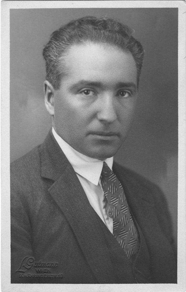 Wilhelm Reich in Wien, Fotograf: Ludwig Gutmann | Quelle: Wikimedia Commens