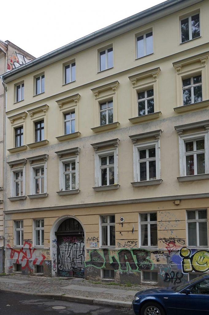 Colbestraße 23 in Berlin-Friedrichshain | Foto: Andreas Peglau