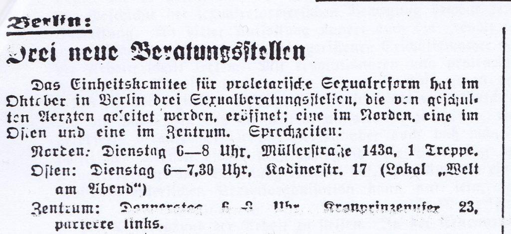 """""""Die Warte"""", November 1931"""