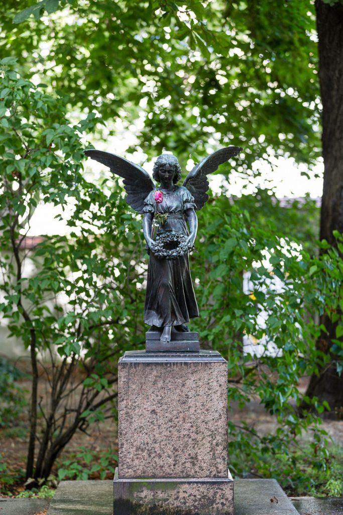 Trauernder Engel | Foto: Giovanni Lo Curto