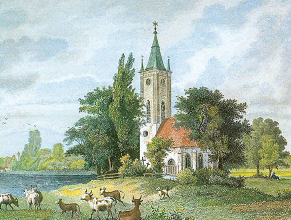 Kulturtipp: Musik für Bläseroktett von Georg Friedrich Händel, Johann Sebastian Bach, Friedrich Mendelssohn Bartholdy, und anderen in der Dorfkirche Stralau