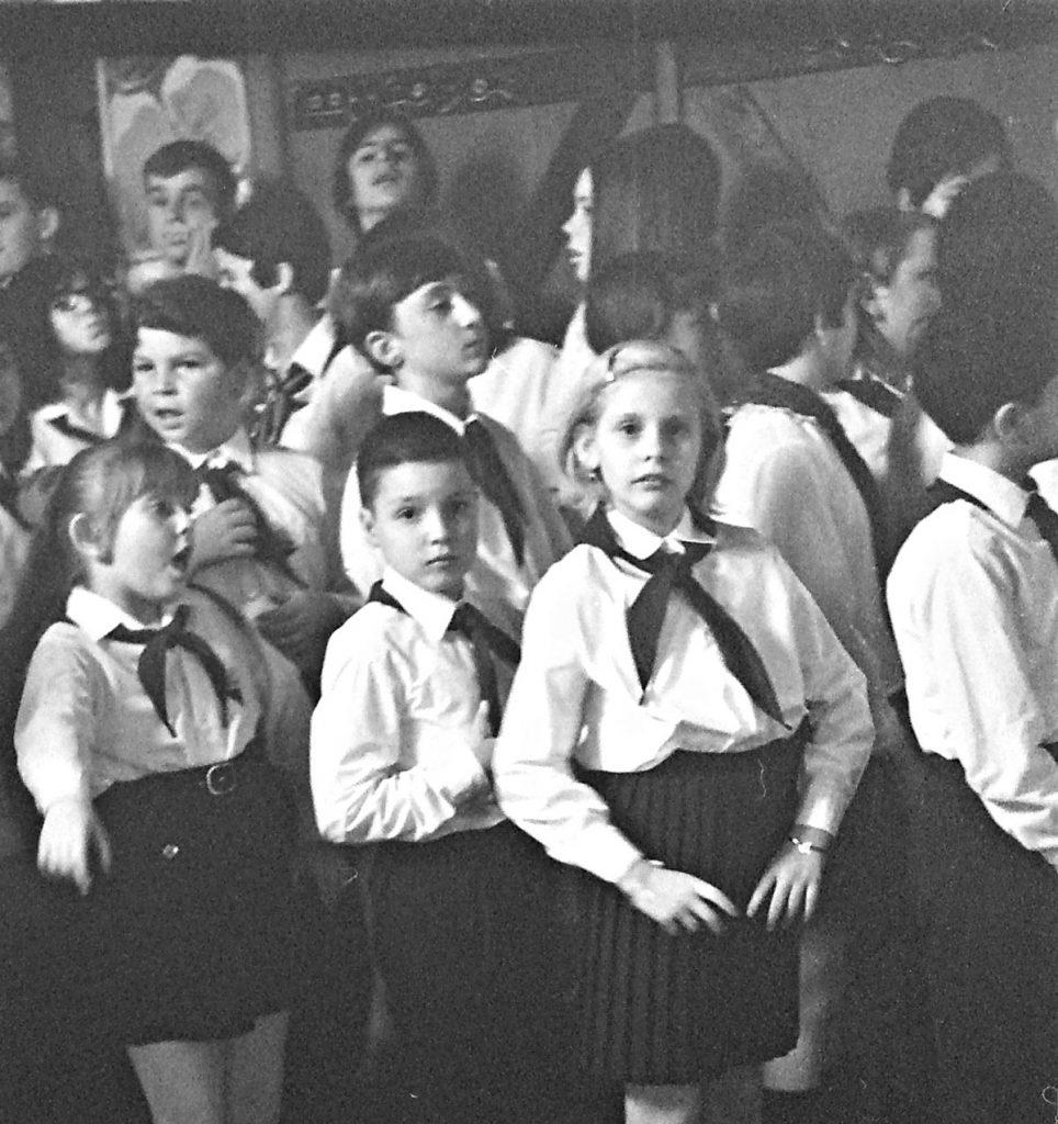 Die Redaktion erzählt Geschichten | Geschichte und Foto: Detlef Krenz