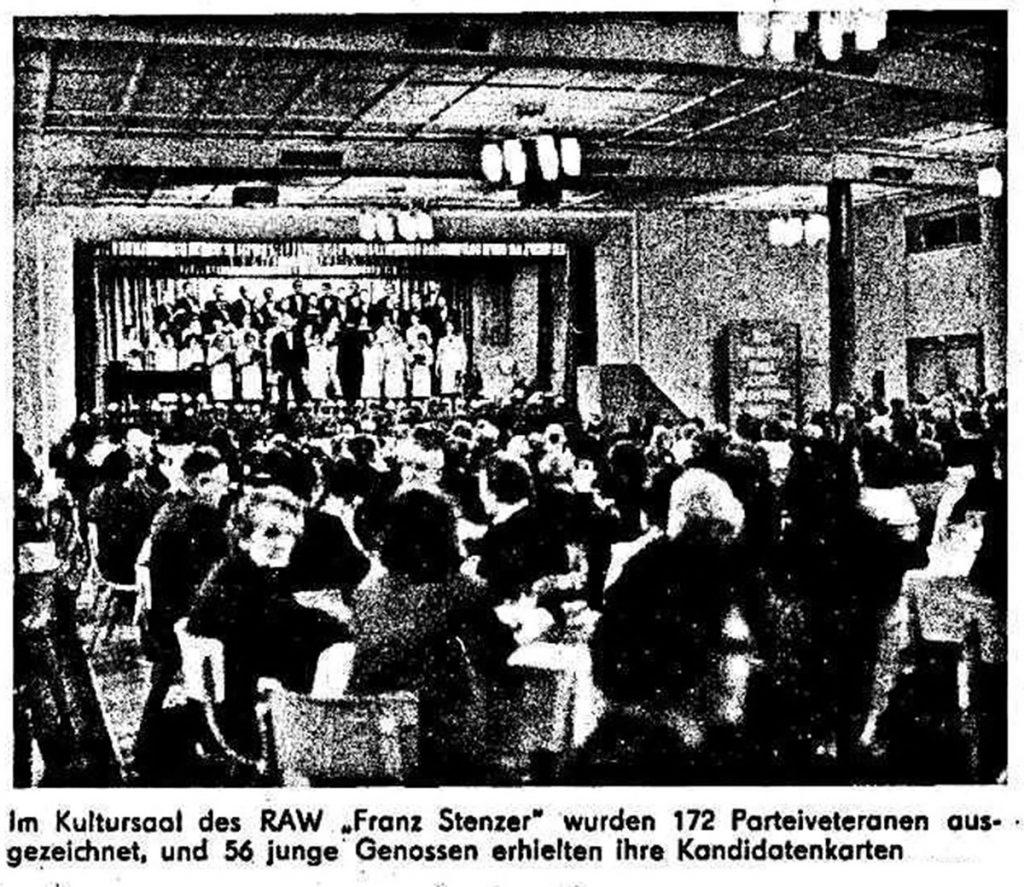 Neues Deutschland vom 11. April 1968. | Foto: Häßler