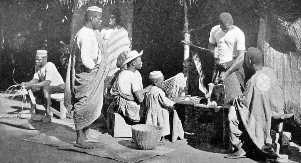 Kolonialausstellung , 1896 | Quelle: Katalog zur deutschen Kolonialausstellung 1896