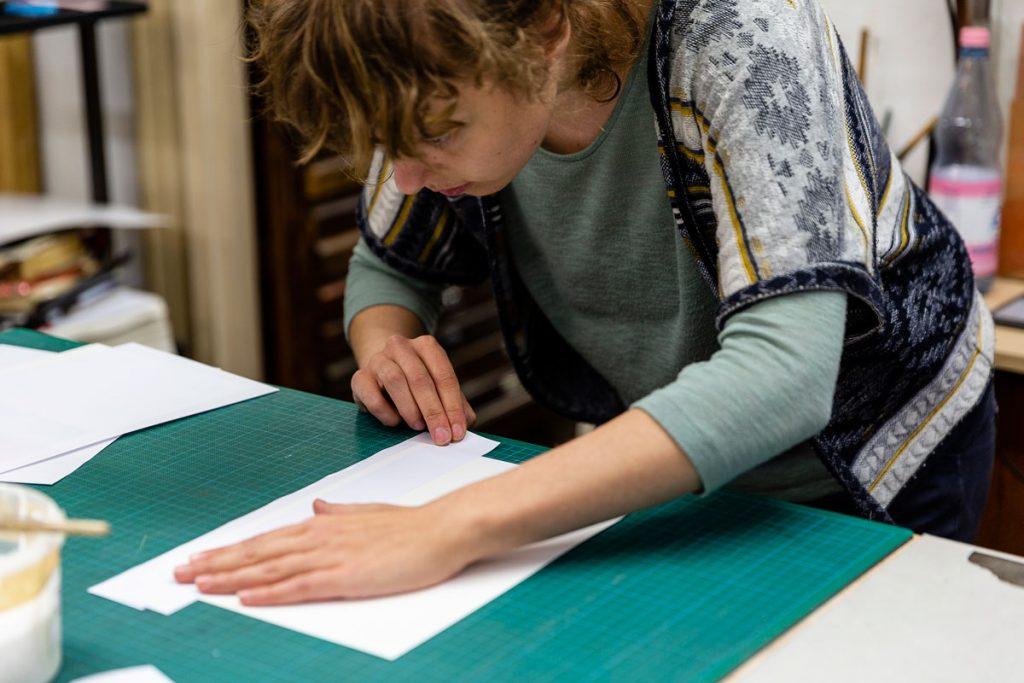 Druckwerkstatt Regel | Foto: Giovanni Lo Curto