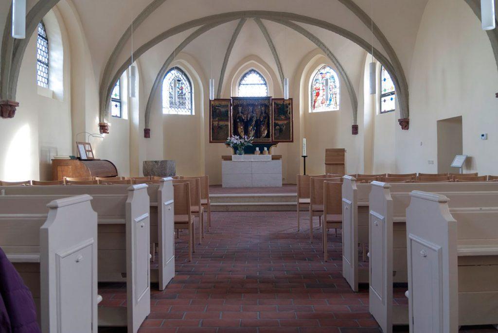 Die Stralauer Dorfkirche als Veranstaltungsort |Foto: Ellen Röhner
