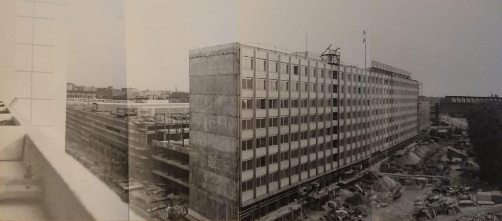 Fruchtstraße um 1971 | Foto: Hans-Joachim Hellwig