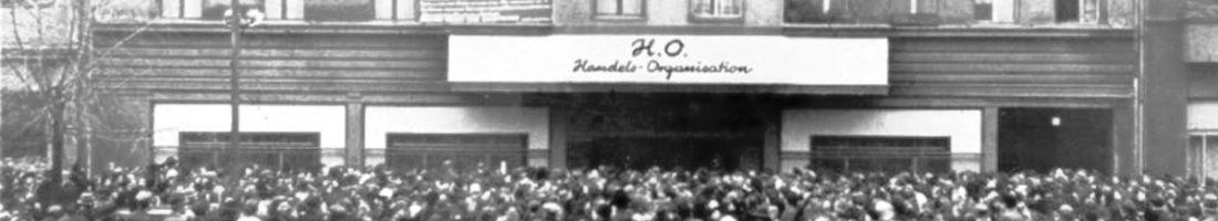 HO-Laden in der Frankfurter Allee | Quelle: FHXB-Museum
