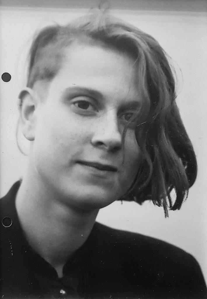 Doreen Anfang der 1990er Jahre. | Foto: Privat