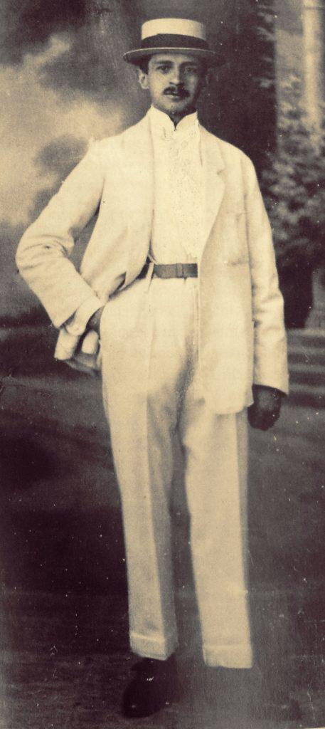 Max Klante | Quelle: Zeitungsfoto 1920