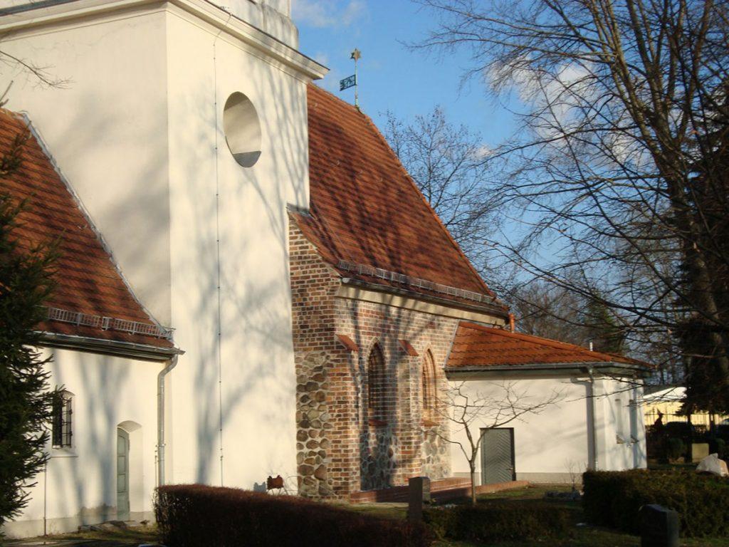 Tristis est anima mea - Chorkonzert in der Dorfkirche Stalau zum Palmsonntag | Foto: Kirchgemeinde Stralau