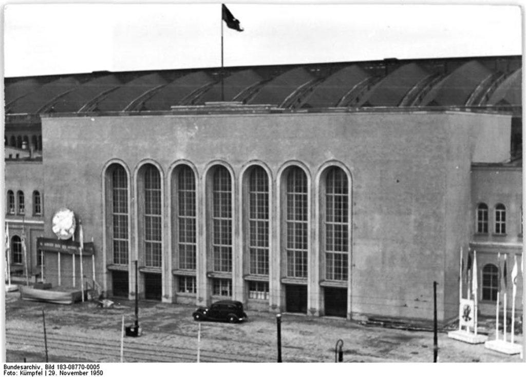 Haupbahnhof | Quelle: Bundesarchiv