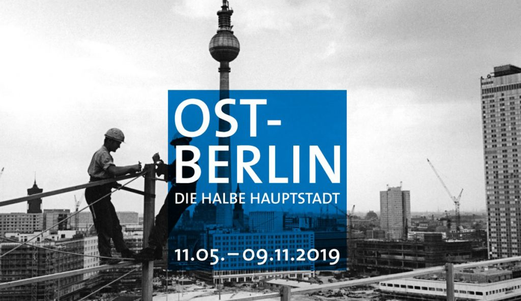 "Am 11. Mai eröffnet im Ephraim-Palais die Sonderausstellung: ""Ost-Berlin – Die halbe Hauptstadt"" | Foto: Stadtmuseum Berlin"