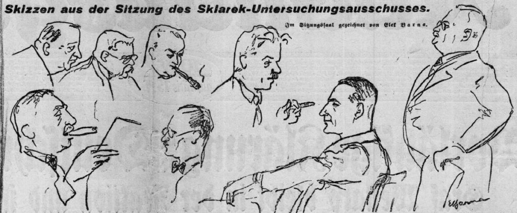 Sklarek Persönlichkeiten | Quelle: Tageblatt