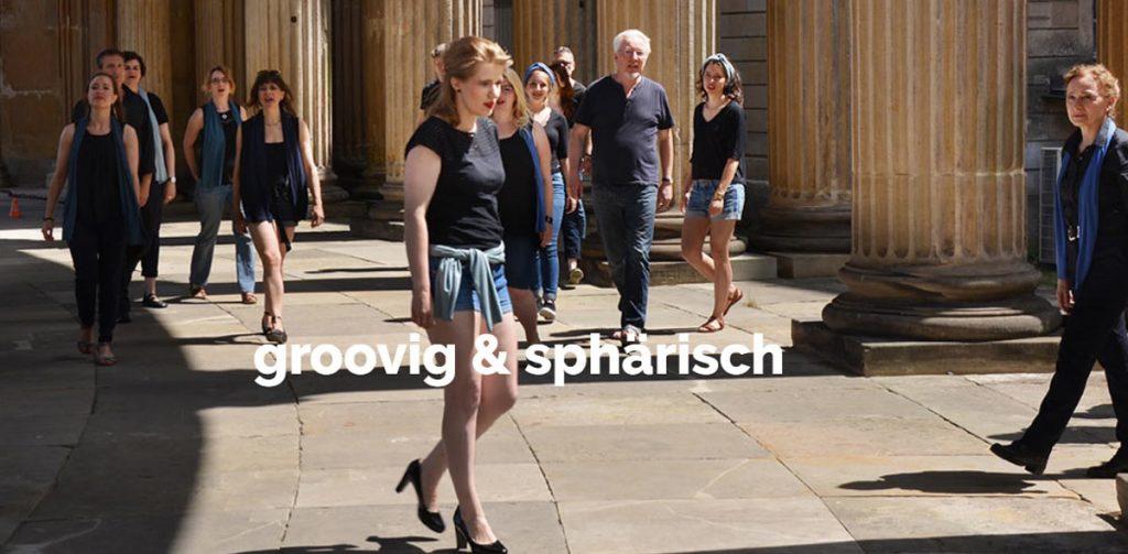 Chormusik in Friedrichshain | Foto: SphereGroove Chor