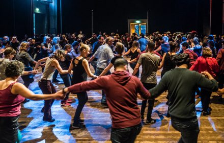 Dabke – Community Dancing