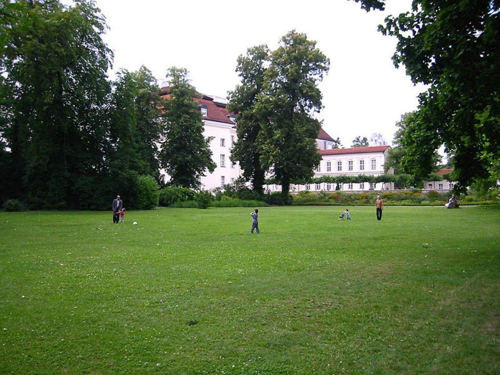 Der Köpenicker Schlosspark. Foto: Andreas Steinhoff, Wikimedia Commons