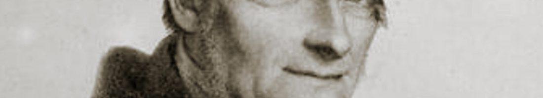 Herr Gabelsberger | Quelle: Bundesarchiv Wiki-Commens