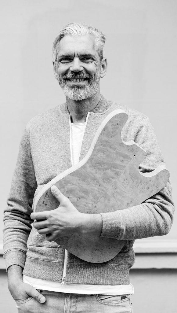 Porträt: Instrumentenbauer Alexander Markusch | Foto: Giovanni Lo Curto