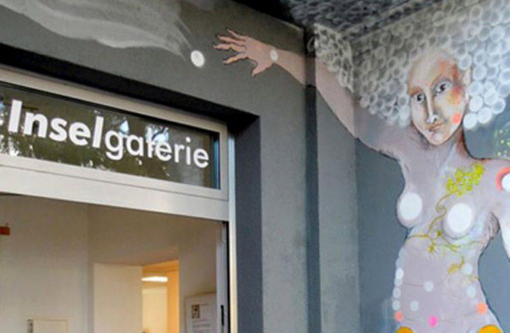 Frauen in der Kunst: Artist Talk in der Inselgalerie | Foto: Inselgalerie