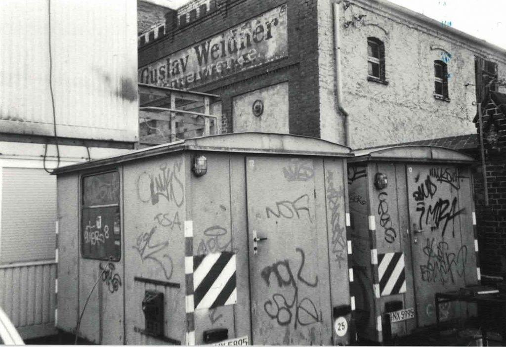 Alt-Stralau 1997 | Foto: Erhard Weinholz