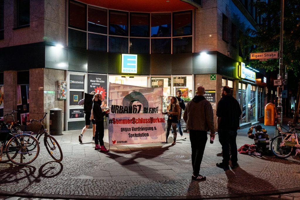 BERLIN/ERS. Eine Langzeit-Dokumentation seit 2010 von dem Fotografen Giovanni Lo Curto.
