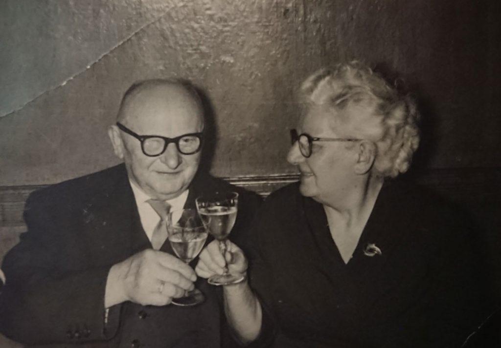 Hedwig und Hermann Krüger | Foto: privat